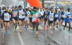 Mezza Maratona di Treviglio(BG) 24.02.2013